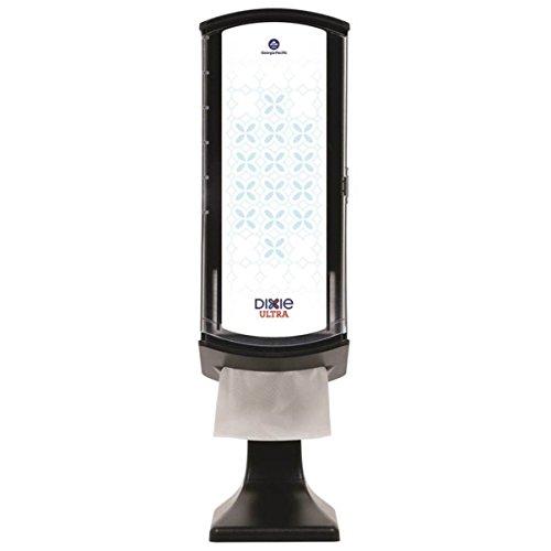 georgia-pacific-easynap-54550-black-wall-or-base-mount-tower-napkin-dispenser-by-georgia-pacific