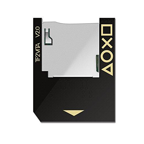 SD2VITA PRO Speicherkarte Adapter PS VITA 3.60 HENKAKU MicroSD PSVITA