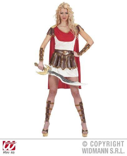 KOSTÜM - ANTIKE KRIEGERIN - Größe 34/36 (S) (Römische Kriegerin Kostüm)
