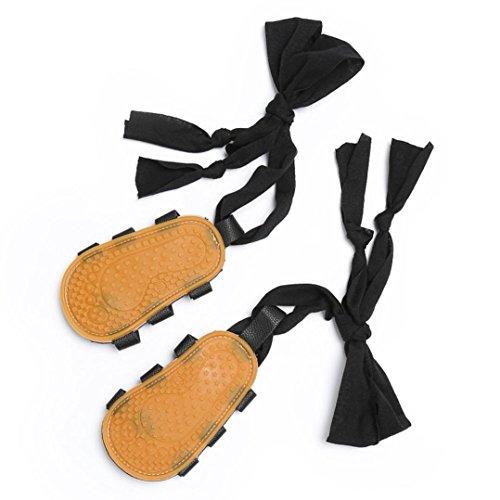 Krippe Bandage Igemy Cross Kleinkind Schuhe gebundene 1Paar Baby Prewalker Sole Schwarz Neugeborene M盲dchen ttHvTq