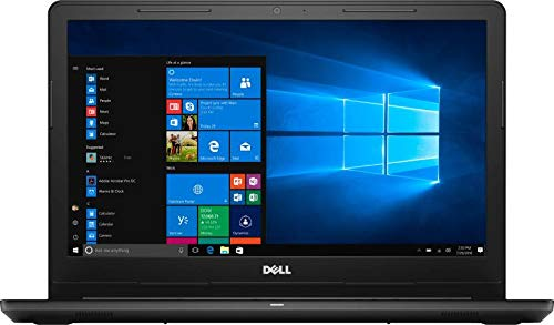 Dell Inspiron 15 3567 Core i3 7th gen 15.6-inch Laptop (4GB/1TB HDD/Windows 10/Black/3.26 kg)