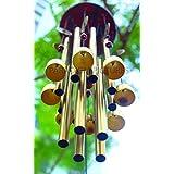 PARADIGM PICTURES Metal Paradigm Wind Chimes, Multicolour