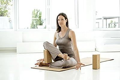 YOGISTAR Yogablock - yogiblock Kork