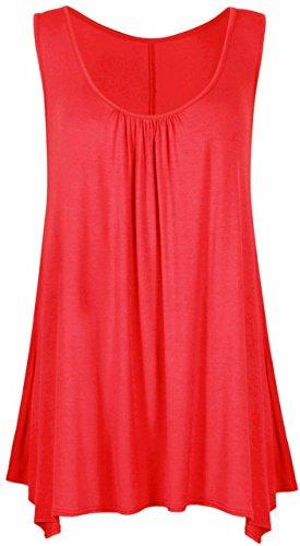 Sugerdiva - Robe - Plissée - Femme Noir noir 23-46 red