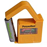 Powerlion BT0505 Universal Battery Volt Tester For AA AAA D C AG 9V