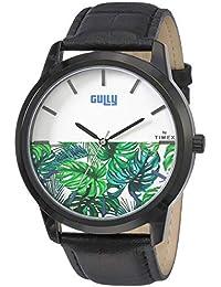 Gully by Timex Tropical Analog Green Dial Men's Watch-TWEG15012
