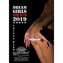 Dream Girls calendario Magique–DIN A5–Calendario 2019–érotique–Babes–My Dreamgirl–Pin Up–fétiche–Shades Of Sex–Bdsm · trasera–Edición seelenzauber