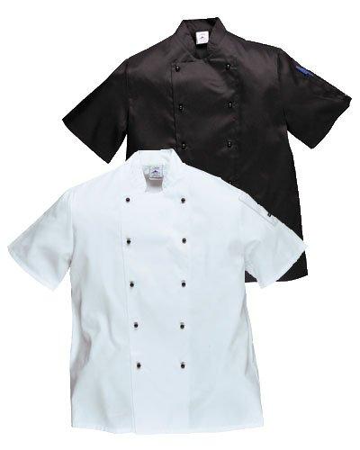 Veste Portwest C734 Chemise Kent cuisinier