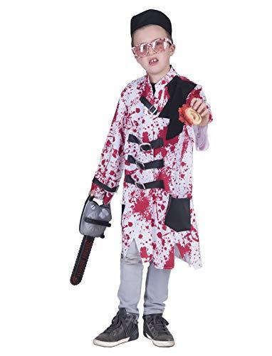 Frankenstein Kostüm Kind - erdbeerclown - Jungen Kinder Kostüm, Blutige