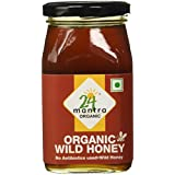 24 Mantra Organic Wild Honey, 500g