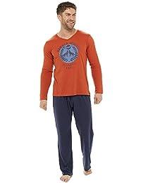 Krishwear - Pijama - para hombre