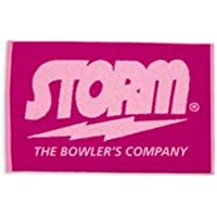 Storm Woven Towel - Pink by Storm Bowling Products