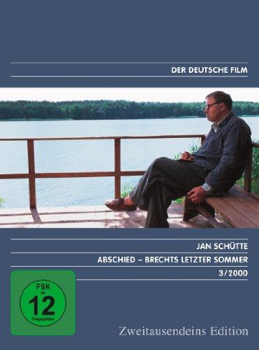 Abschied - Brechts letzter Sommer - Zweitausendeins Edition Deutscher Film 3/2000