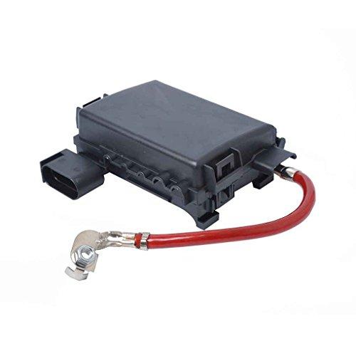 republe J0937550A Batterie de Voiture boîte à fusibles Porte-Terminal 5 Voies Batterie Boîte à fusibles pour 99-04 Bora Jetta Golf Mk4