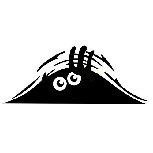 Monster Aufkleber Auto by greestick Sticker Bomb für Auto Skateboard Helm Longboard Laptop Snowboard Vinylaufkleber Gepäck Decals (Monster Snowboard Aufkleber)