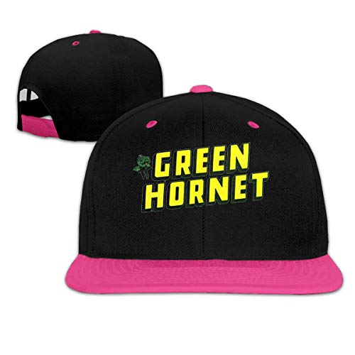 Green Hornet Summer Cool Heat Shield Unisex Hip Hop Baseball Cap (Green Hornet Hat)