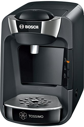 Bosch Tassimo TAS3202GB Suny Hot Drinks and Coffee Machine - Black Best Price and Cheapest