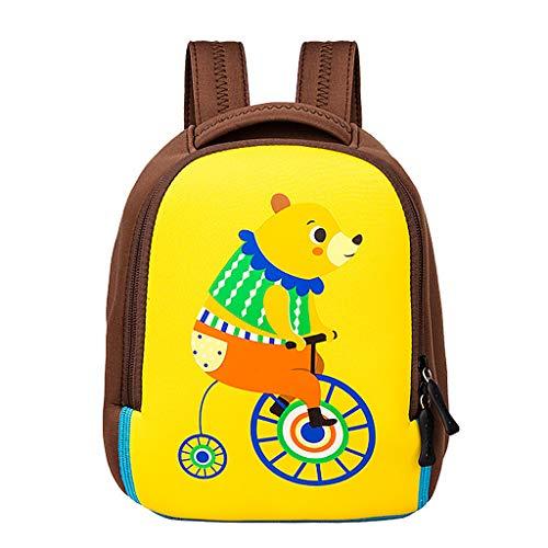 Hände 2 Haar-styling-creme (Dorical Kindergarten für Kinder Kleinkinder Cartoon Animal Schultasche Studenten Rucksack Tagesrucksack, Laptop Schulranzen Outdoor Reisetasche - für Junge und Mädchen 3-10 Jahre(G))