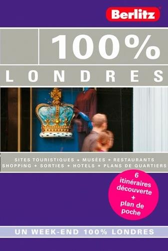 100% Londres, Guide de voyage