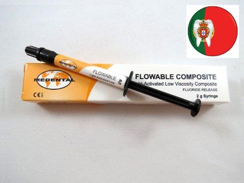 Dental Flowable Light Cured Comp...