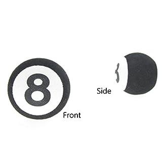 Antenna Tops - Car Antenna Topper / Antenna Ball / Mirror Dangler(8 Ball)