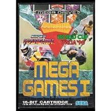 Mega Games I (Super Hang-on, World Cup Italia'90, Columns)