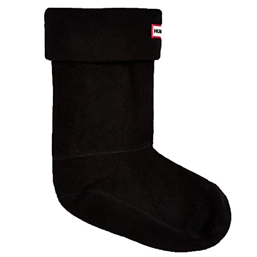 Hunter Kids Boot Socks Black Black