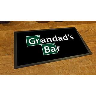 Großväter Bar Väter Tag, Breaking Bad bar Pub Matte Runner Zähler