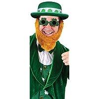 Fancy Me Adulti Donna Uomo Trifoglio Bombetta Giorno di San Patrizio  Irlanda Irlandese Celebrazioni Divertente Costume 9144179aaff6