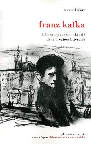 Franz Kafka par Bernard LAHIRE