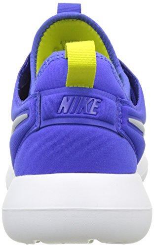 Nike Roshe Two, Scarpe En Cours D'exécution Uomo Blu (paramount Blue / Loup Gris / Électrolime / Blanc)