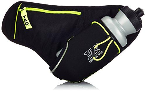 TAO Sportswear Trinkgürtel Accesories, Black/Sirio, One Size Preisvergleich
