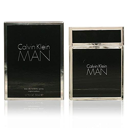 Calvin Klein CK Men homme / men, Eau de Toilette Vaporisateur / Spray 100 ml, 1er Pack (1 x 1 Stück)