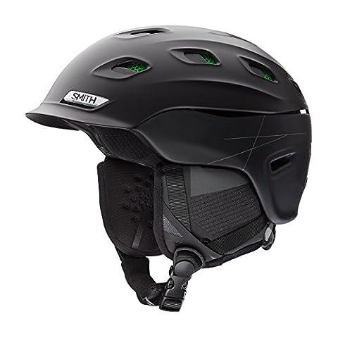 Smith Vantage M ski Helmet, E00655ZF95559 , black - noir mat , Size : M