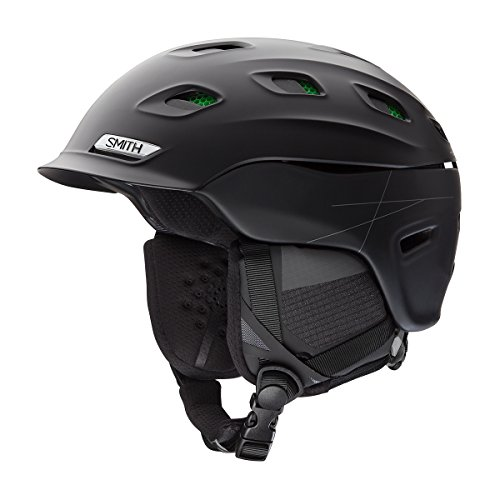 Smith Herren Helm Vantage, Matte Black, M, E00655ZF9-5559