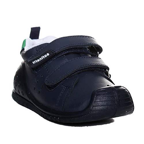 Zapato Titanitos Kevin Piel Lavable 22