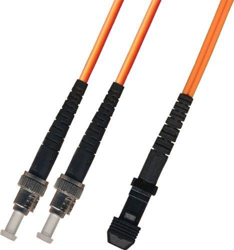 Multimode Duplex Faser Kabel (62,5/125)-MTRJ auf ST 10M Orange - Mtrj Duplex-faser-kabel