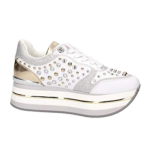 scarpe guess sneakers usato Spedito ovunque in Italia 0008eecfaa6