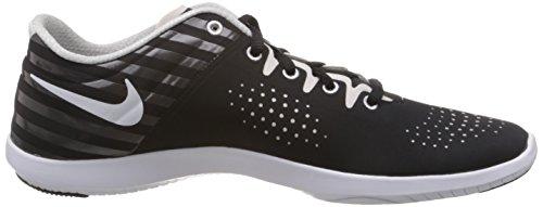 Nike - Scarpe da ginnastica Studio Trainer Print, Donna Nero (Schwarz (Black/Light Ash Grey/Medium Ash/White))