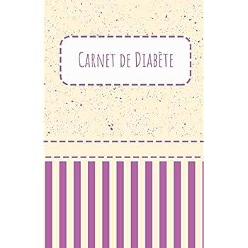 Carnet de Diabète: Un an (53 semaines) de mesures de glycémie - Livre d'autocontrôle à remplir et à écrire