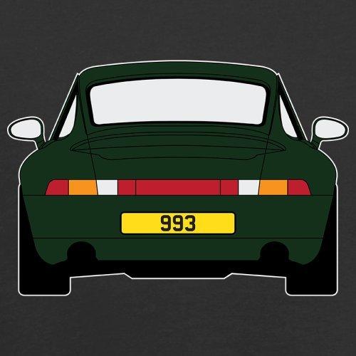 Porsche 993 Grün - Unisex Pullover/Sweatshirt - 8 Farben Schwarz