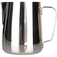 HUPPYNUTS Steaming Brocca Brocca in acciaio inox per macchine espresso, latte Frothers e latte art (Espresso Latte Art)