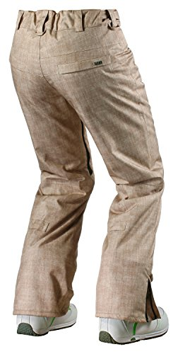 WLD pantalon pour femme jaune Bleu - Sand Denim