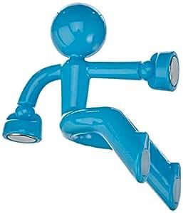 PELEGDESIGN Peleg Design PE675 Schlüsselhalter Key Pete, magnetisch, Kunststoff, 8 x 7 x 6 cm, blau