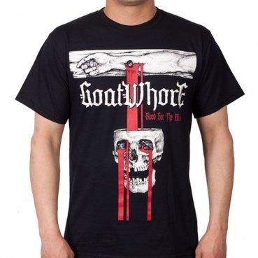 Goatwhore -  T-shirt - Uomo nero XL
