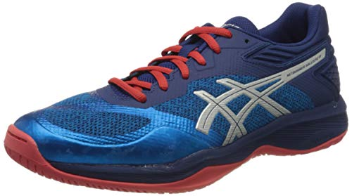ASICS Mens 1051A002-400_47 Volleyball Shoe, Blue