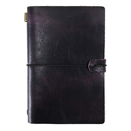 fogli notes quaderno manuale fogli ufficio diario a6 11cm * 17cm rosso,violet