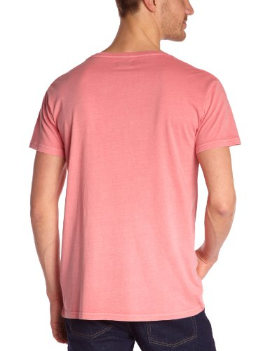 Cheap Monday Herren T-Shirts Pink (Strawberry Pink)