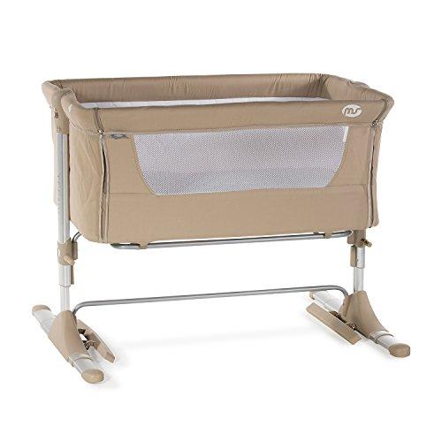 Innovaciones MS Teeny - Mini cuna, color beige