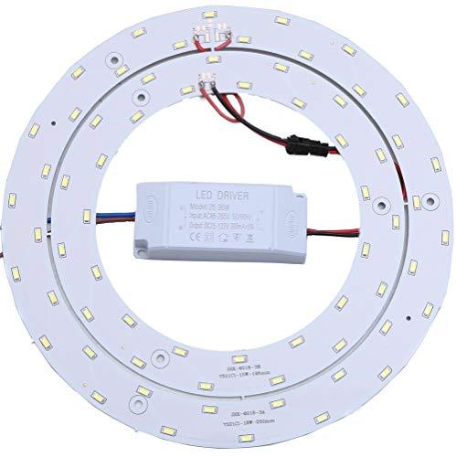 LEDY 33W 26,7cm 3630lm 5730SMD LED Deckenleuchte Beschläge Ersatz-Panel Nachrüst Board Leuchtmittel ersetzen Glühlampen fluoreszierende Leuchtmittel rund Tube Modern Nature White -